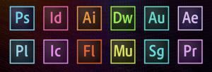 Adobe Creative Cloud Design Programs