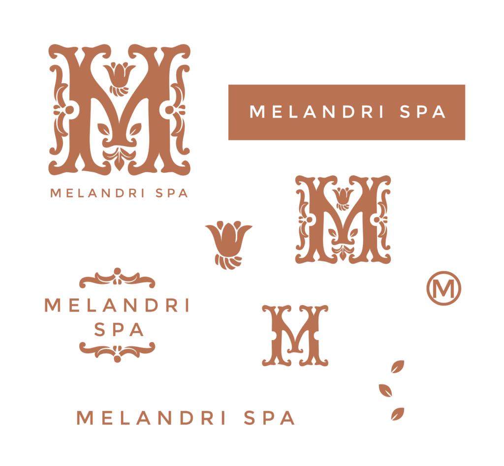 Spa Logo Design Identity Examples