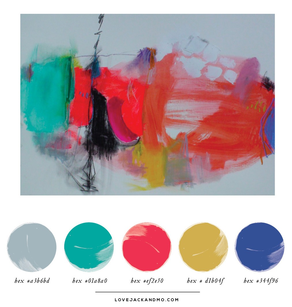 Color palette archives love jack and mo - Jewel tones color palette ...
