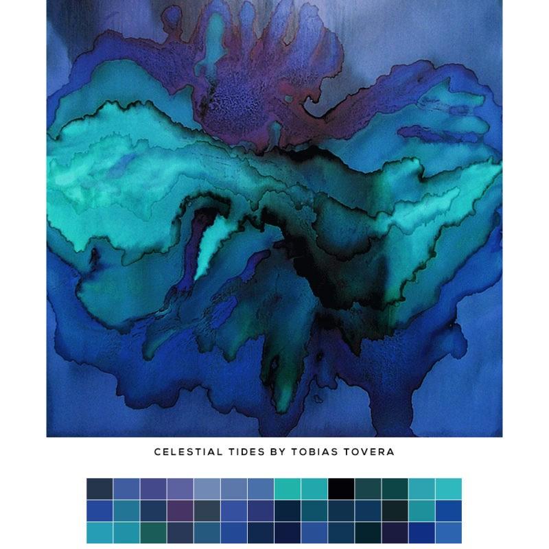Celestial Tide by Tobias Tovera