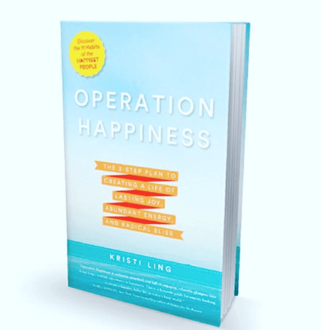 Operation Happiness, Kristi Ling