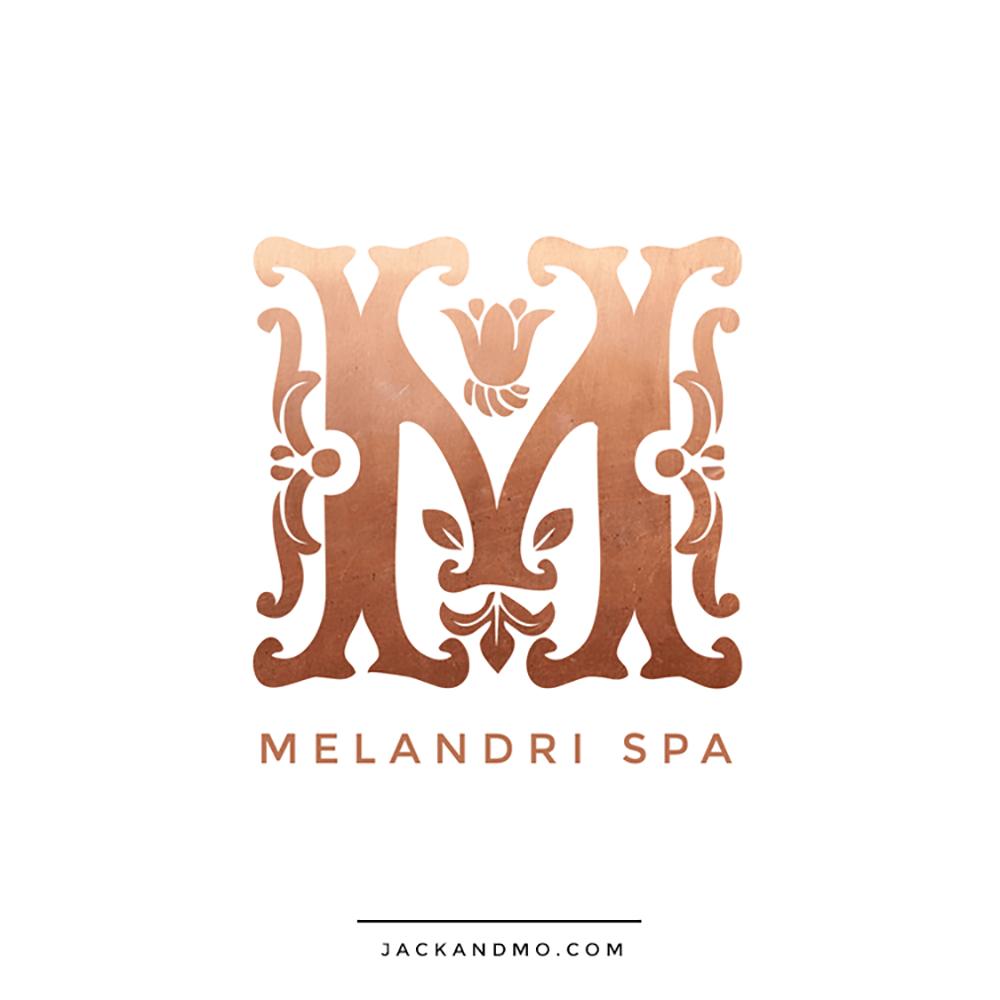 Beautiful Spa Logo Design