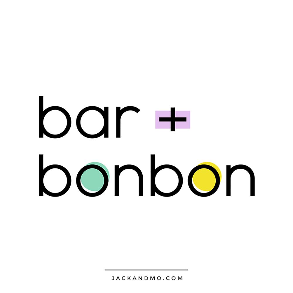 Custom Chocolate BonBons Custom Logo Design by Jack and Mo