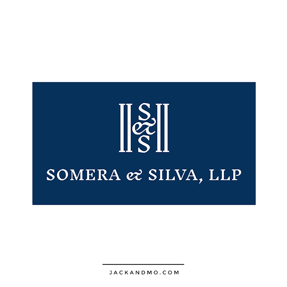 Personal Injury Attorney at Law Logo Design by Jack and Mo