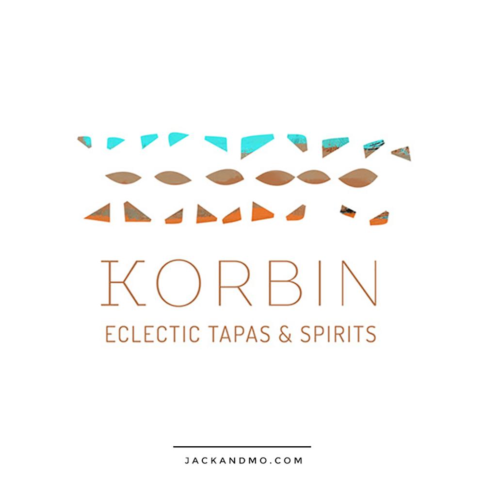 Modern Painted Logo Design