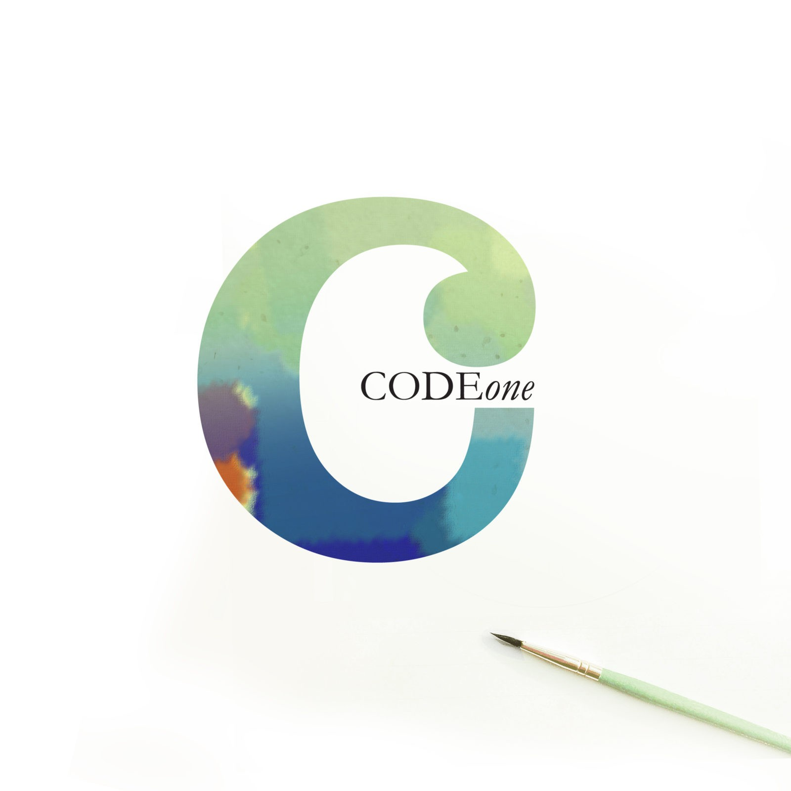 Beautiful Hand-Painted Logo Design