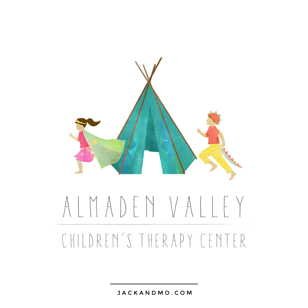 Beautiful Custom Logo Design for a Children's Therapy Center by Jack and Mo