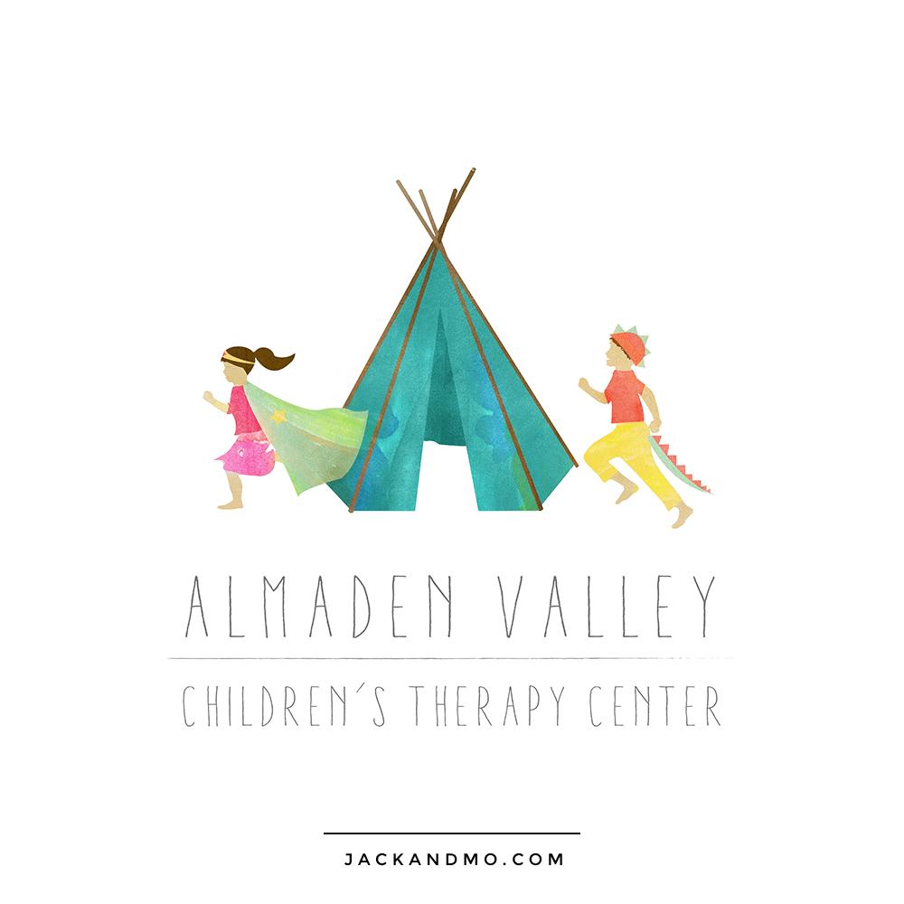 childrens_therapy_almaden_valley_logo_design