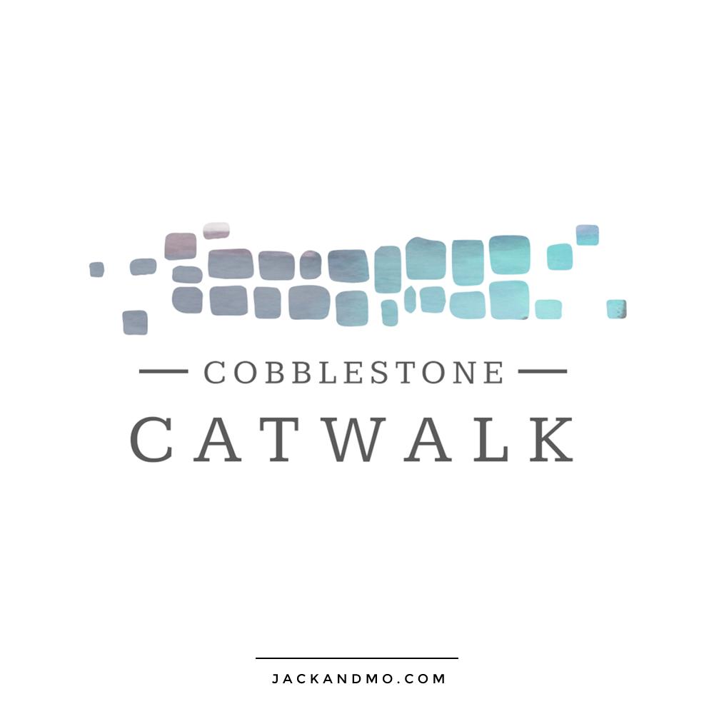 cobblestone_catwalk_logo_design