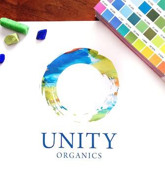 unique creative logo design, boutique, bespoke