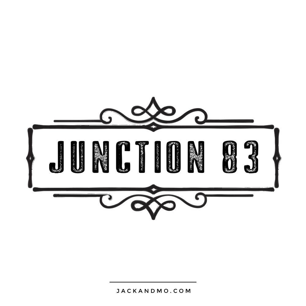 junction_83_logo_design_modern_black_white