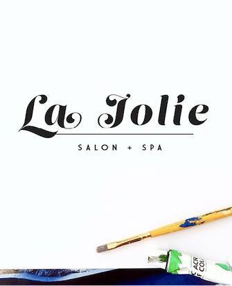 Logo Design for Salon and Spa