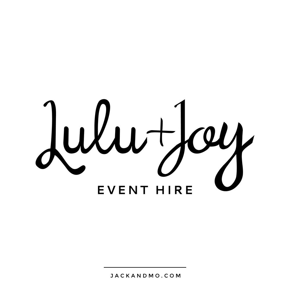 lulu_and_joy_event_hire_logo_design