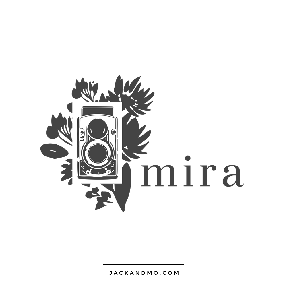 mira_photography_logo_design