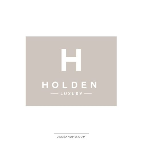 Modern Luxury Premade Logo Design