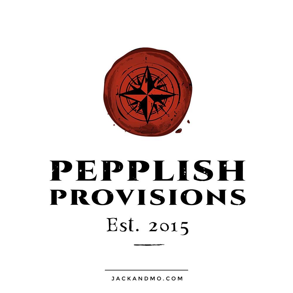 pepplish_provisions_logo_design_jack_and_mo