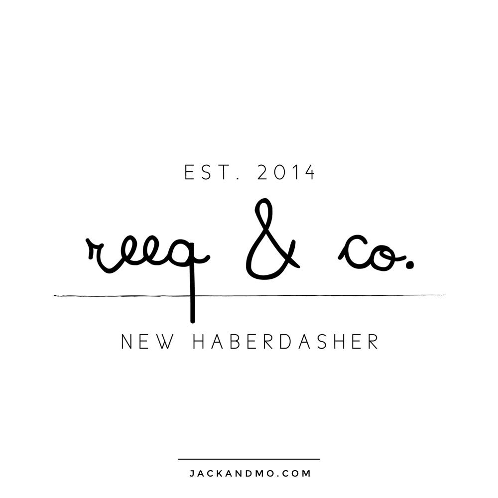 reeq_and_co_logo_design_haberdasher