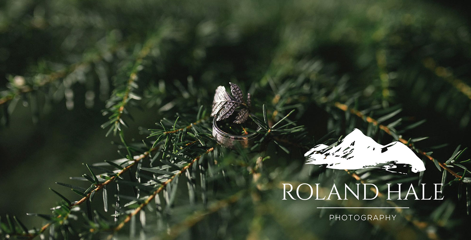 Roland Hale photography logo