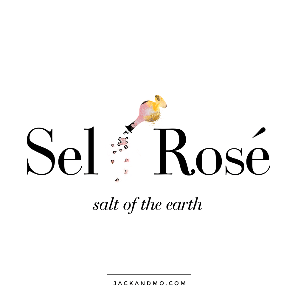 Serif Trendy Timeless High-end Logo Design Custom by Jack and Mo