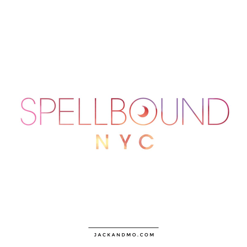 Painted Logo Design for Boutique NYC by Jack and Mo