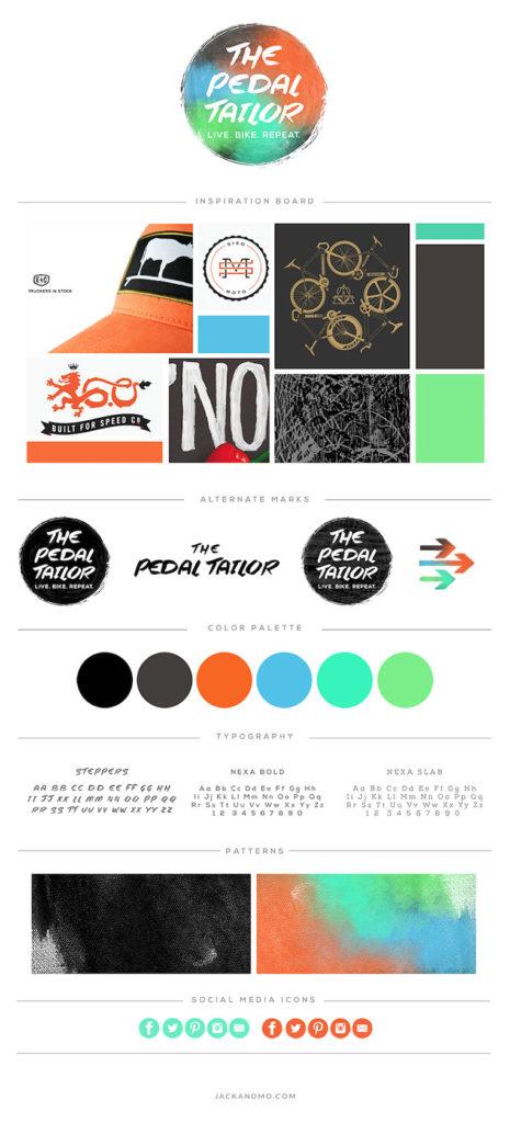 Painted Logo Design, Modern