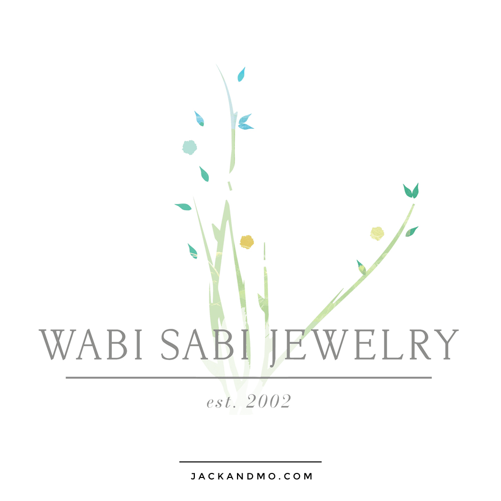 HandPainted Watercolor Custom Logo Design for Jewelry Company by Jack and Mo