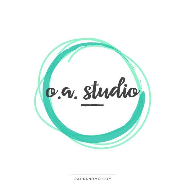 Ocean Water Premade Logo Design