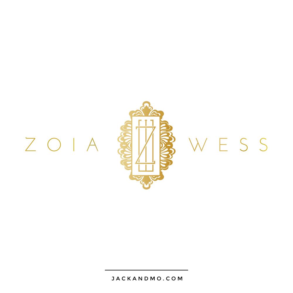 zoia_wess_logo_design
