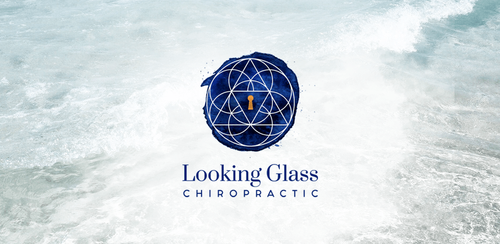 Chiropractor Chiropratic Custom Logo Design Jack and Mo