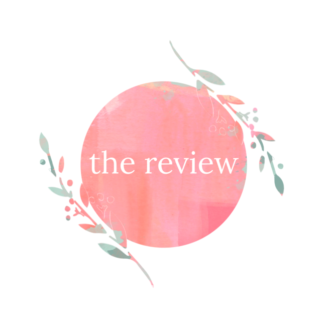 Hand Painted Beautiful Unique Feminine Logo Design by Jack and Mo