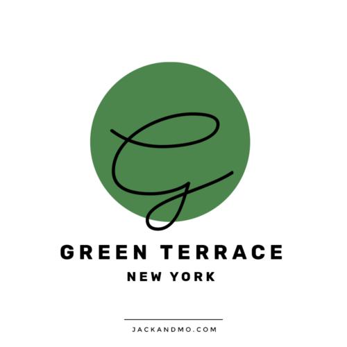 Swooping Letter Premade Logo Design