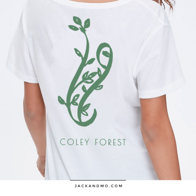 The Forest Premade Logo Design Custom by Jack and Mo