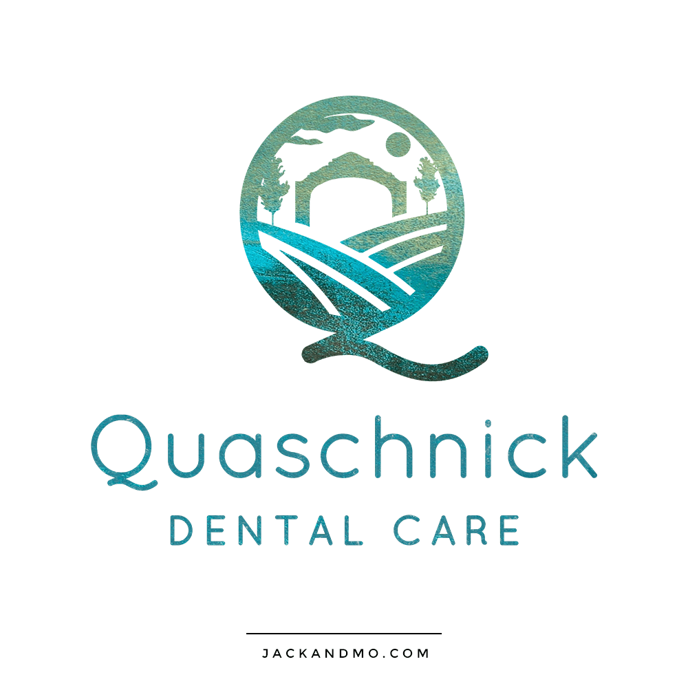 Hand-drawn Custom Logo Design for Dental Office, California, Custom