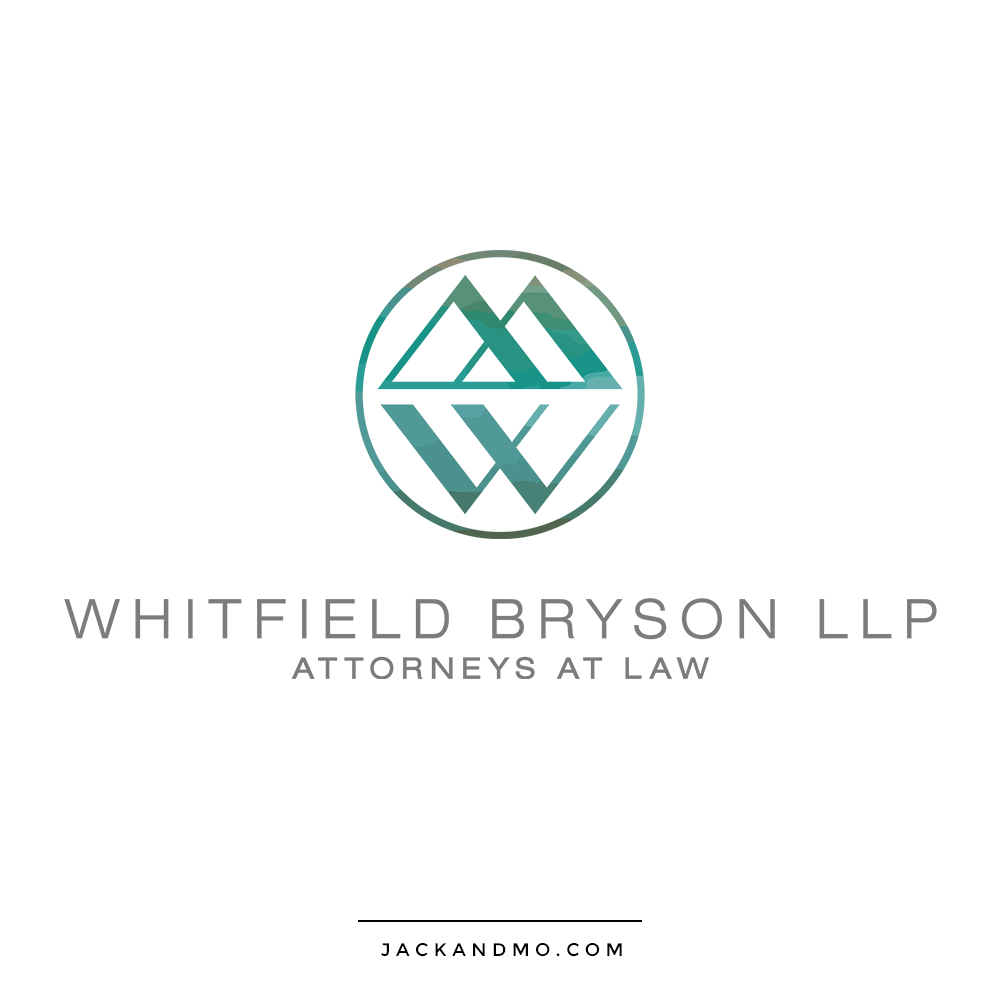 Law Firm Attorney Custom Logo Design Creative by Jack and Mo