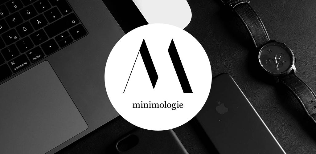 Custom Modern Minimalist Logo Design by Jack and Mo