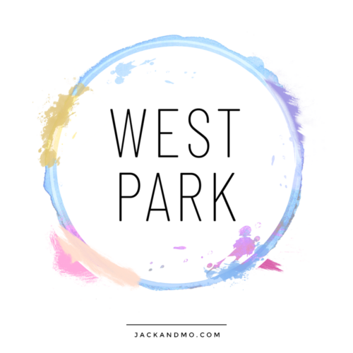 Layers of Paint Logo Design, Custom by Jack and Mo