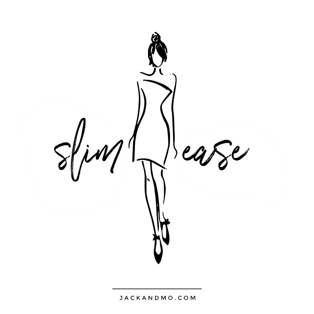 Fashion Illustration Logo Design by Jack and Mo